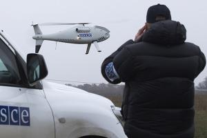 Військові РФ «глушать» безпілотники місії з відстані до 60 кілометрів - Україна в ОБСЄ
