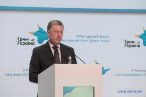 Volker: Rusia sólo ganará si Ucrania se convierte en miembro de la OTAN