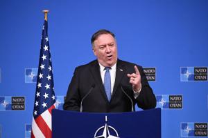 США та Ізраїль координують протистояння Ірану, Росії і Китаю – Помпео