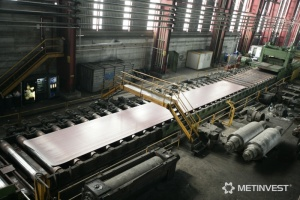 Metinvest's output of hot metal, crude steel grows by 1 percent