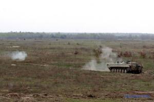 Окупанти гатили з ПТРК, мінометів та гранатометів, троє бійців поранені