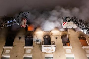 Mindestens sieben Tote bei Brand in Moskauer Wohnhaus – Fotos, Video