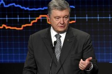 ポロシェンコ大統領、サイディックOSCE特別代表の「和平計画案」にコメント