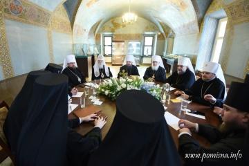 La Iglesia Ortodoxa Ucraniana pide a los candidatos presidenciales y los votantes abstenerse de hacer trampas y sobornar