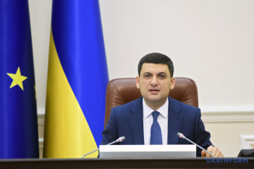 PM Groysman: Electoral process may have negative impact on economic growth