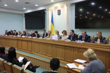 Cyberattacks cannot influence results of Ukrainians' will - CEC