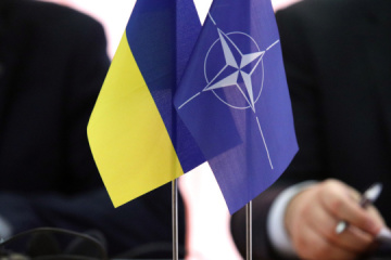 NATO urges Ukraine to focus on full implementation of national security law
