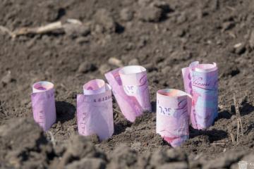 Lors d'un référendum, 59% des Ukrainiens voteraient contre la vente de terres