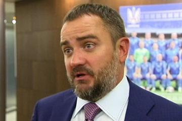 Pavelko: La elección de un representante de Ucrania al Comité Ejecutivo de la UEFA es una buena señal