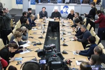 Ukrinform célèbre le 50e anniversaire de Roman Souchtchenko