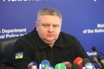 Ex-Polizeichef Kryschtschenko wird stellvertretender Leiter der Stadtadministration Kyjiw