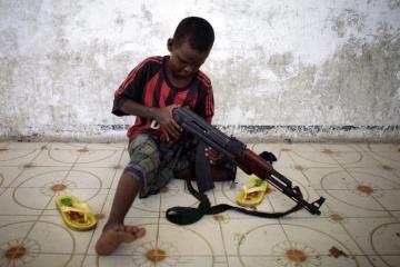 Rapport de l'ONU: le nombre d'enfants tués et mutilés à cause de la guerre a atteint un record historique