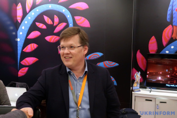 Pavló Rozenko, viceprimer ministro de Ucrania