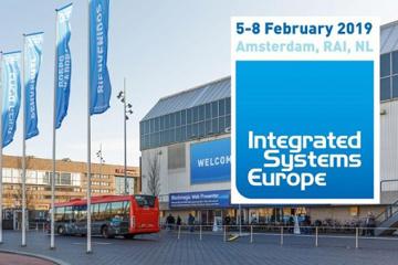 L'Ukraine participe à l'exposition «Integrated Systems Europe 2019» à Amsterdam (vidéo)