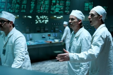 HBO shows first shots of Chernobyl miniseries