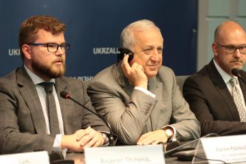 "Sevki Acuner, Chairman of Supervisory Board of JSC ""Ukrainian railways"""