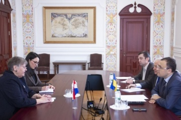 New Croatian ambassador begins diplomatic mission in Ukraine