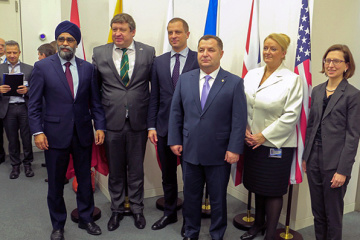 Defense ministers of Ukraine and Canada discuss main priorities of cooperation