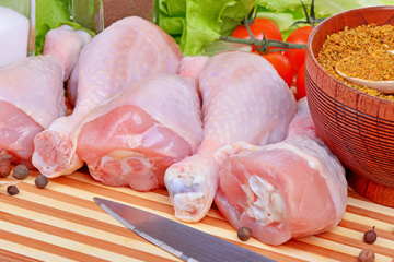 Ukrainian poultry meat exports hit record high in 2018