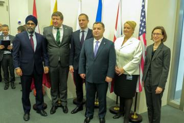 Socios de la OTAN listos para aumentar la asistencia a Ucrania
