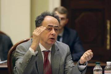 Mingarelli: EU ready to facilitate Ukraine-Russia 'gas dialogue'