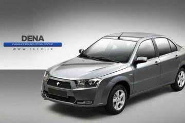 El fabricante de automóviles iraní regresa al mercado ucraniano