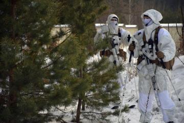Donbass: Waffenruhe durch Einsatz von Granatwerfern im Raum Awdijiwka gebrochen