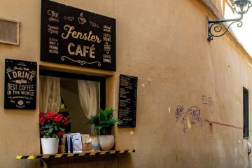 """""""Fenster Café"""" del ucraniano en Viena se considera una de las mejores cafeterías de Europa"""