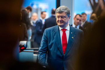 Poroshenko: Russia may attack ships of Baltic states after Nord Stream 2 is constructed