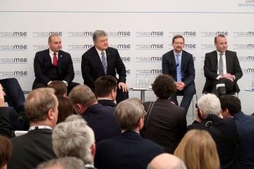 波罗申科:2014年乌克兰的中立并没有使她免于俄罗斯联邦的侵略