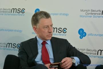 Volker: Wahlen in der Ukraine ähneln den Wahlen in Frankreich und den USA
