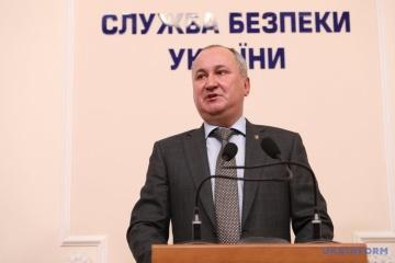 SBU thwarted 28 terrorist attacks last year - Hrytsak