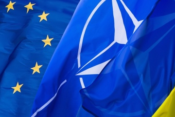 Ukraine's course towards EU, NATO meets common interests in region – Romanian foreign minister