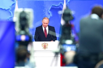 Putin insists on disengagement of troops along entire demarcation line in Donbas