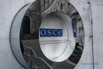 Ukraine in OSCE states facts of Russia's support for terrorists in Donbas