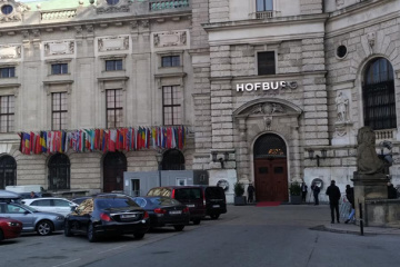Ukraine at OSCE calls for peaceful settlement of Nagorno-Karabakh conflict