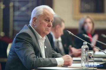 Kravchuk: Issue of water supply to Crimea may be considered in case of humanitarian crisis