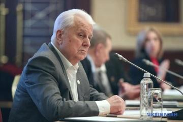 Кравчук: За 30 лет независимости не видел такой поддержки Украины со стороны США и ЕС