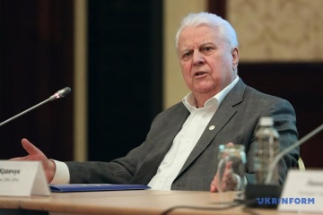 Kravchuk: Ukraine may demand Russia's exclusion from SWIFT