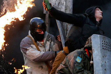 尊严革命:2014年2月19日