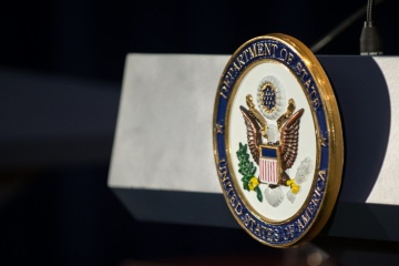 U.S. Department of State: We stand by Ukraine in face of Russia's intimidation and aggression