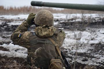 Ostukraine: Besatzer schossen nahe Kateryniwka und Popasna