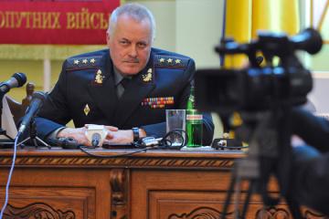 Ex-chief of Ukraine's General Staff suspected of treason