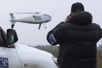 Invaders plant anti-tank mines near Vesela Hora in occupied Luhansk region – OSCE