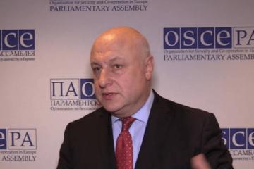 El presidente de la AP de la OSCE asegura en la imparcialidad de los observadores de las elecciones en Ucrania