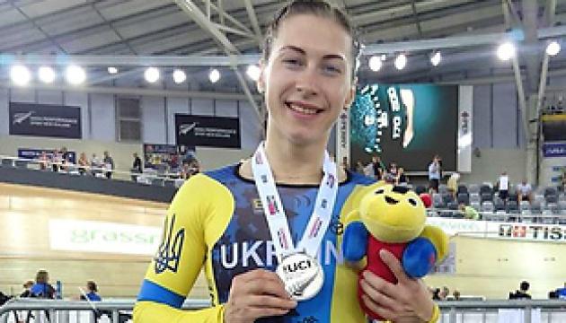 La ciclista Olena Starikova, mejor deportista de enero en Ucrania