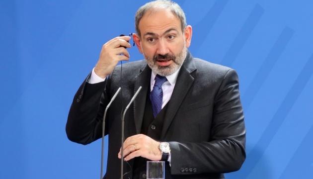 Парламент Вірменії не зміг відправити Пашиняна у відставку