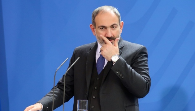 В Ереване протестующие снова требуют отставки Пашиняна
