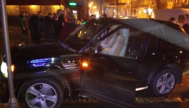 Кандидат у президенти потрапила в ДТП в Одесі
