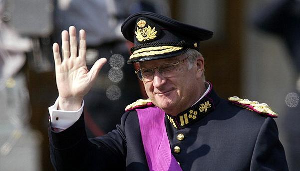 Екс-король Бельгії платитиме штраф за кожен день зволікання з ДНК-тестом